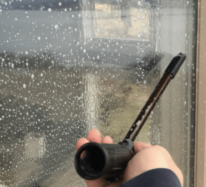 the window cleaning solution